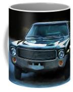 1969 Amx In Racing Green Coffee Mug