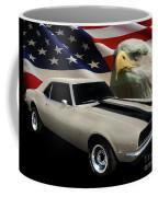 1969 Camaro Rs Tribute Coffee Mug