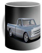 1969 Chevrolet C10 Pickup 'studio' 2 Coffee Mug