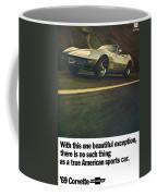 1969 Chevrolet Corvette Coffee Mug