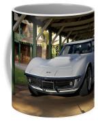 1969 Corvette Lt1 Coupe II Coffee Mug