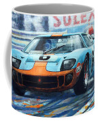 1969 Le Mans 24 Ford Gt 40 Ickx Oliver Winner  Coffee Mug
