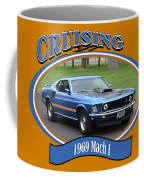 1969 Mach I Garland Coffee Mug