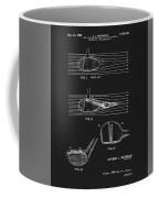 1969 Wood Golf Club Patent Coffee Mug