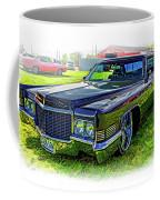 1970 Cadillac Deville - Vignette Coffee Mug
