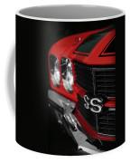 1970 Chevelle Ss396 Ss 396 Red Coffee Mug