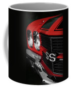 1970 Chevelle Ss396 Ss 396 Red Coffee Mug