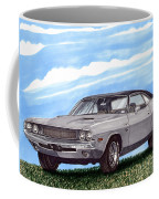 1970 Dodge Challenger Coffee Mug