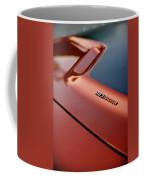 1970 Dodge Challenger Rt 383 Magnum Hood Coffee Mug