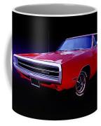 1970 Dodge Charger 500 Coffee Mug