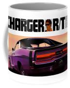 1970 Dodge Charger Rt Coffee Mug
