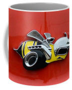 1970 Dodge Super Bee Emblem Coffee Mug by Paul Ward