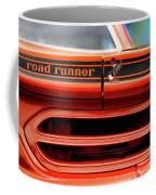 1970 Plymouth Road Runner - Vitamin C Orange Coffee Mug
