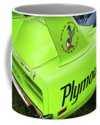 1970 Plymouth Superbird Coffee Mug