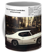 1970 Pontiac Gto The Judge  Coffee Mug
