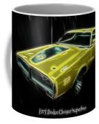 1971 Dodge Charger Superbee - Electric Coffee Mug