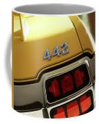 1972 Oldsmobile Cutlass 4-4-2 Coffee Mug