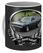 1972 Plymouth Roadrunner Grow Coffee Mug