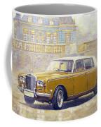 1973 Rolls-royce Silver Shadow Coffee Mug