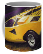 1974 Lamborghini Countach Lp400 Coffee Mug