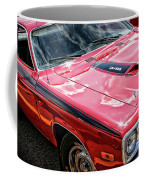 1974 Plymouth Road Runner 340 Coffee Mug