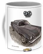 1976 Chevrolet Camato S S 396 Coffee Mug