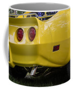 1976 Corvette Stingray Taillights Coffee Mug