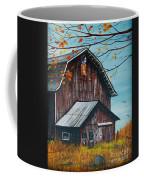 1980 Barn Coffee Mug