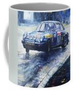 1980 Criterium Lucien Bianchi Porsche Carrera Keller Hoss #20 Coffee Mug