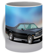 1983 Chevrolet El Camino 2 Coffee Mug