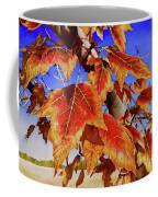 #199 Red Maple Coffee Mug