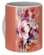 1almonds Blossom  13 Coffee Mug