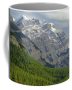1m3625 Massive Ramparts Of Mt. Wilson Coffee Mug