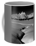 1m9303 Bwtetons Seen From Jackson Hole Coffee Mug