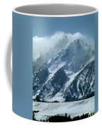 1m9314 Clouds Over The Tetons Coffee Mug