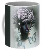 Sensual Beautiful Dahlia Coffee Mug