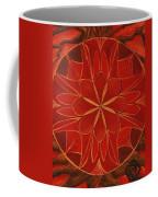 1st Mandala - Root Chakra Coffee Mug