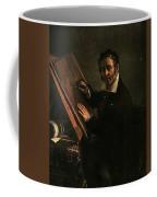 1824 Vasily Tropinin Coffee Mug