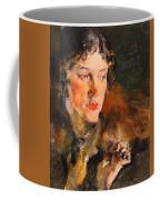 1920- Nikolay Feshin Coffee Mug