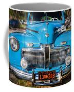 1942 Ford Super Deluxe Sedan Painted  Coffee Mug