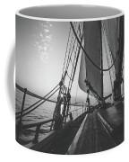 A Day On The Lake Coffee Mug