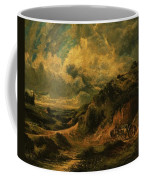 A Heath Painting Painted Originally Coffee Mug