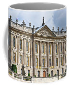 A View Of Chatsworth House, Great Britain Coffee Mug