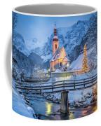 A Winter's Dream Coffee Mug
