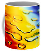 Abstract Water Coffee Mug