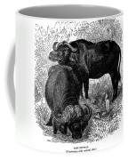 African Buffalo Coffee Mug
