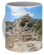 Agioi Saranta Cave Church - Cyprus Coffee Mug