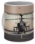 Ah-64d Apache Longbow At Pinal Airpark Coffee Mug