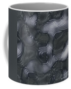 Alien Fluid Metal Coffee Mug
