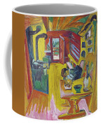Alpine Kitchen Coffee Mug